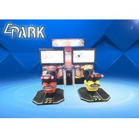2 Player Electronic Tt Motor Racing Simulator Arcade Game Machine For Game Center Manufactures