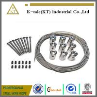 China China high quality stainless steel wire rope steel cable steel wire /wire rope on sale