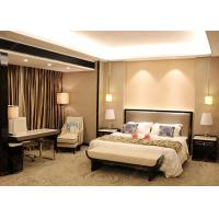Veneer And Marble Five Star Hotel Furniture , King Size Hotel Style Bedroom Furniture Manufactures