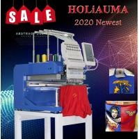 China Computer Single Head Industrial Computerized Cap Embroidery Machine Price on sale