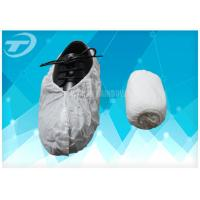 SPP Fabric Disposable Waterproof Shoe Covers Handmade Or Machine Made