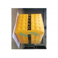 Quality Colorful 3D Cube Balloon Bussiness Event Custom Printed Balloons for sale
