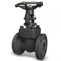 900L Small Manual Forged Steel Goble Valve 3/4 Inch with Flang End Manufactures