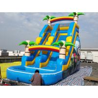 Kids Inflatable Water Slide Manufactures