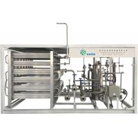 250M LNG Immersed Pump Skid Mounted Equipment 0.02-1.2MPa 20-40M3/H Manufactures