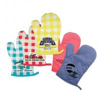 Buy cheap kitchen cotton butterfly oven mitts from wholesalers