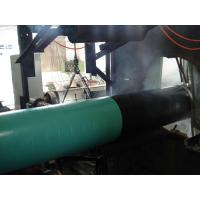 steel pipe coating machine with 3pe layers Manufactures