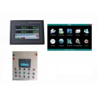 TFT Batching Weighing Controller With Panel Mounted Box And USB Port Connected Manufactures