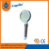 Negative Ion Germanium Massage Shower Head Water Filter For Portable Shower Filter Manufactures