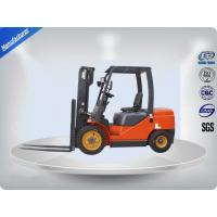 7.0T Low Noise Hydraulic Pallet Truck / Double Air Filter Electric Lift Trucks Manufactures