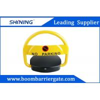 1.2 A Yellow Color Anti -Theft Parking Space Lock For Commercial Parking System Manufactures