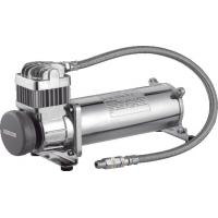 Portable Chrome All Ride Air Suspension Pump Car Tuning 12V 40A For Off Road Vehicles Manufactures