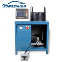High Pressure Hydraulic Hose Crimping Machine Air Suspension 450V 220V 380V Manufactures