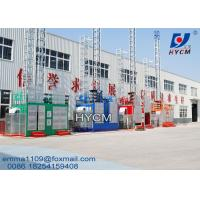 3000kg Material and Passenger Elevator Big 35mm Cable and Cable Trolley Manufactures