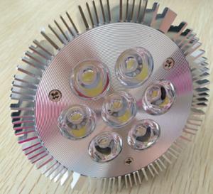 7W PAR30 led light CE&Rohs certificate Manufactures