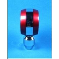 Moderate Red / Black Racing Gear Knob , 5 Speed Gear Shifter Knobs Manufactures