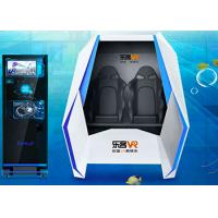 Buy cheap LEKE THEATER 9D Virtual Reality Simulator / Interactive Virtual Reality Motion Simulator from wholesalers