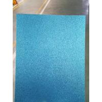 Blue Color Anti-Finger Print Hot Dipped Galvalume Steel Sheet In Coils Manufactures