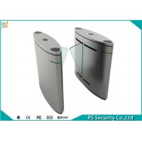 Intelligent Water Proof  Flap Barrier Gate With Electric Circuit Motor Manufactures