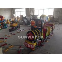 Lovely Kiddie Rides Amusement Equipment Machine inflatable halloween train Manufactures