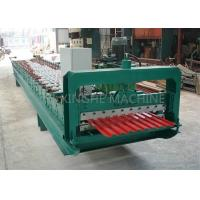 Quality Automatic Rolling Shutter Strip Making Machine For Making Corrugated Sheet for sale