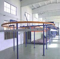 Set of Aluminum Profile Powder Coating Line Manufactures