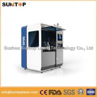Quality 600*400mm Cutting Size Fiber laser cutting machine with laser power 500W for sale