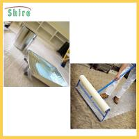 Perforated Carpet Surface Protection Film Roll 20MIC - 150MIC Thickness Manufactures