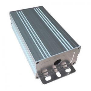 50x29mm Metal Aluminum U Channel Extrusions , Led Aluminum Extrusion Driver Enclosure Manufactures