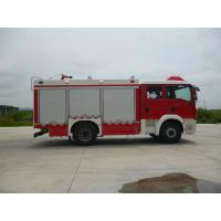 Quality Independent Crew Department CAFS Fire Truck Equiped With Speaker Phone for sale
