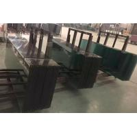 Heat Reflective Toughened Glass Panels , Solid Custom Size Tempered Glass Manufactures
