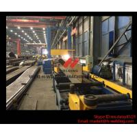 H Beam Track Welding H Beam Assembly Machine High Efficient For H Beam Fabrication Manufactures