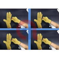 F-12 Aramid Cut And Puncture Resistant Gloves For Military Training And Combating Manufactures