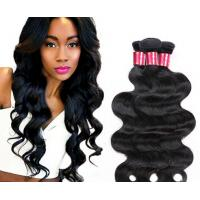 Top Quality New Fumi Hair 100 Virgin Brazilian Hair , Virgin Human Hair Manufactures