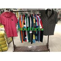 First Grade Second Hand Clothes , American Style Mens Used T Shirts For Summer Manufactures