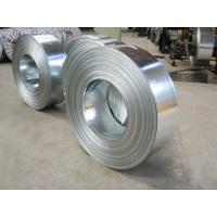 chromated / oiled G40 - G90, ASTM A653, JIS G3302 Hot Dipped Galvanized Steel Strip Manufactures