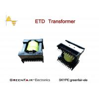 Horizontal ETD49 Large Power Transformer Cover Clip Custom Design Single Phase Manufactures