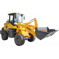 1 Ton Compact Tractor Front Loader 920 Construction Machinery Small Tractor With Isuzu Axle Manufactures
