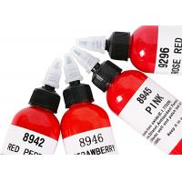 Quality 120 ML High Concentration Pigments Professional Semi Permanent Micropigment for sale