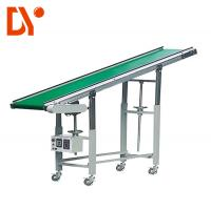 China DY176 Fire Resistant Conveyor Belt System , Conveyor Belt Assembly For Workshop on sale