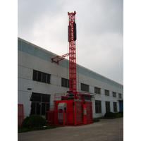 Frequency Conversion Loading 2000kg Construction Two Cage Hoist Manufactures
