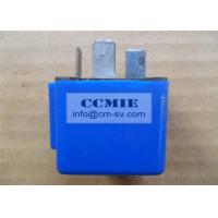 Three Hole Automotive Electrical Relay , SD32 Shantui Bulldozer Relay Auto Parts  Manufactures