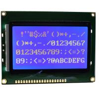 3.2 Inch Graphic LCD Display Module , Dot Matrix Industrial Graphic LCM Module Manufactures