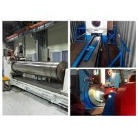RENCHUN Slotted Screen Welding Machine for Wastewater Treatment Manufactures