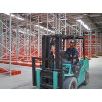 Durable Steel Pallet Warehouse Racking With High Loading 3000kg / layer Manufactures