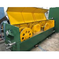 Aluminium Rod Breakdown Machine With Online Annealing Machine Free Rod Type Traversing Manufactures