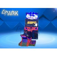 450W Power Arcade Racing Machine , Racing Arcade Machines Coin Operated Manufactures