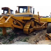 CAT D7H Second Hand Bulldozers With Ripper ,Year 2006 Earth Moving Equipment  Manufactures