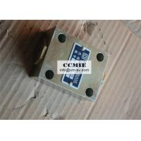 Two Way Hydraulic Lock XCMG Truck Crane Parts QY16D SGS / ISO9001 Manufactures