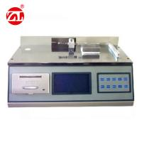 AC 220V Rubber Testing Machine , 5N Rubber Plastic Film Coefficient of Friction Tester Manufactures